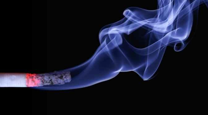 My Dream of Cigarettes